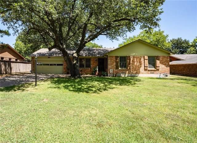 806 Eulalia Drive, Terrell, TX 75160 (MLS #14163435) :: The Chad Smith Team