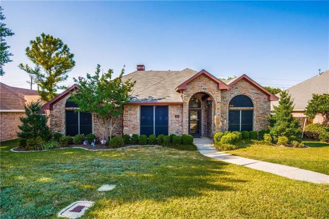 915 Royal Oaks Drive, Lewisville, TX 75067 (MLS #14163448) :: The Rhodes Team