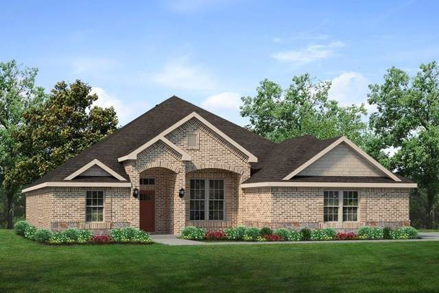 215 Single Tree Road, Decatur, TX 76234 (MLS #14163449) :: All Cities Realty