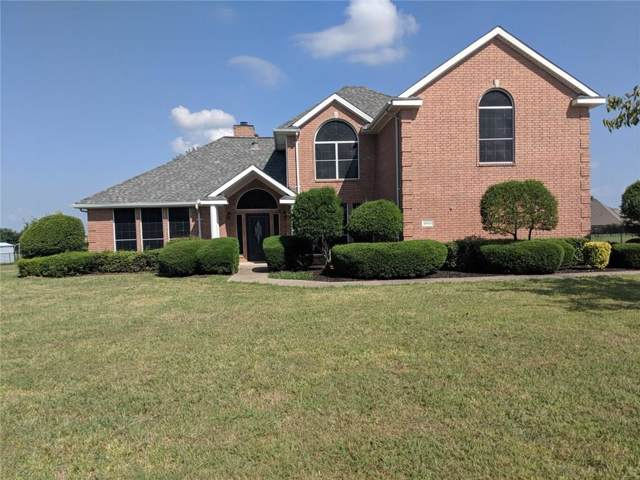 10640 Richard Circle, Forney, TX 75126 (MLS #14163453) :: Tenesha Lusk Realty Group