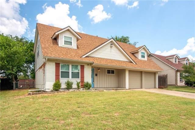 724 Melrose Drive, Richardson, TX 75080 (MLS #14163517) :: The Good Home Team