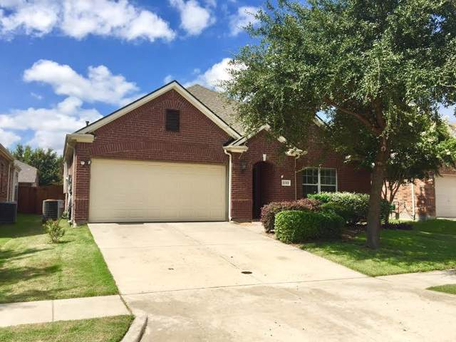 2312 Eaton Drive, Mckinney, TX 75072 (MLS #14163537) :: The Real Estate Station