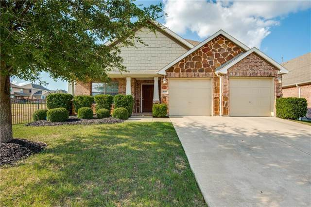 3917 Foreland Drive, Fort Worth, TX 76262 (MLS #14163543) :: Kimberly Davis & Associates