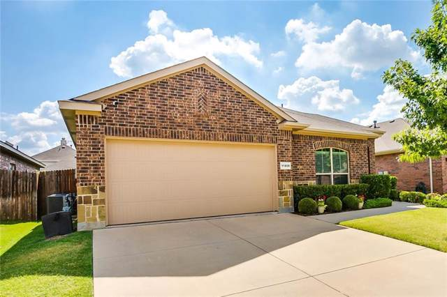 11808 Sundog Way, Fort Worth, TX 76244 (MLS #14163559) :: Frankie Arthur Real Estate