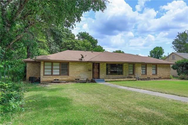 716 Lindsay Street, Gainesville, TX 76240 (MLS #14163562) :: Lynn Wilson with Keller Williams DFW/Southlake