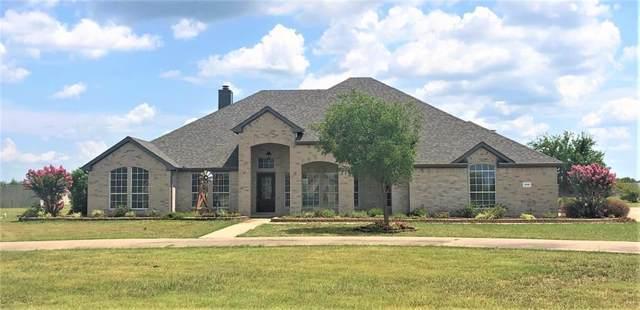 1498 Masters Drive, Crandall, TX 75114 (MLS #14163583) :: The Heyl Group at Keller Williams