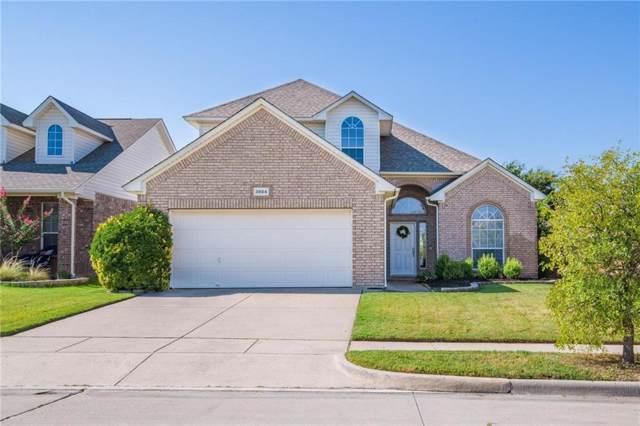 3804 Summersville Lane, Fort Worth, TX 76244 (MLS #14163584) :: Kimberly Davis & Associates
