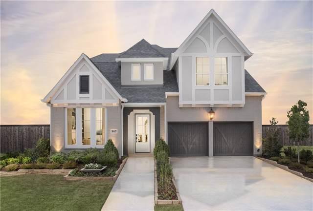 865 Quarter Horse Lane, Frisco, TX 75036 (MLS #14163589) :: Kimberly Davis & Associates