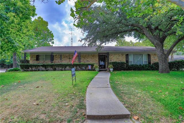 503 Melody Lane, Gainesville, TX 76240 (MLS #14163603) :: Kimberly Davis & Associates