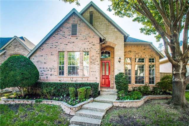 7232 Dogwood Creek Lane, Dallas, TX 75252 (MLS #14163609) :: Team Tiller
