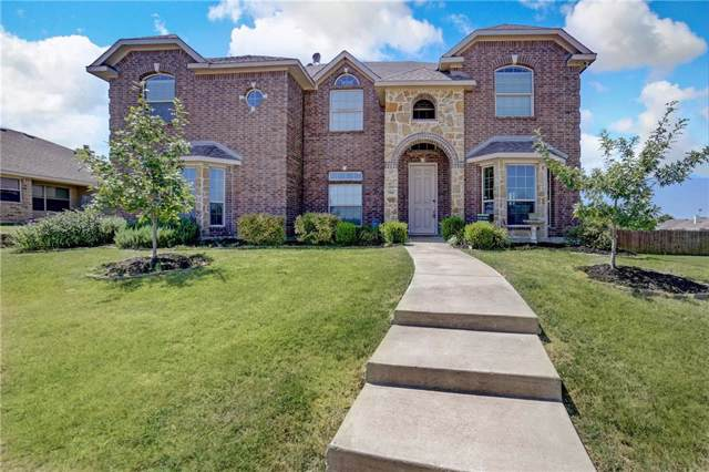 504 Golden Bell Drive, Glenn Heights, TX 75154 (MLS #14163617) :: Tanika Donnell Realty Group