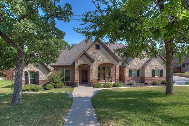 2005 Clear Creek Drive, Weatherford, TX 76087 (MLS #14163622) :: The Chad Smith Team