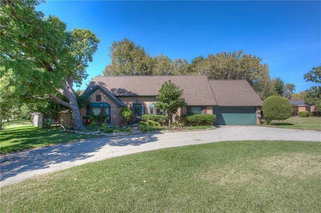 5432 Woodway Drive, Fort Worth, TX 76133 (MLS #14163626) :: Baldree Home Team