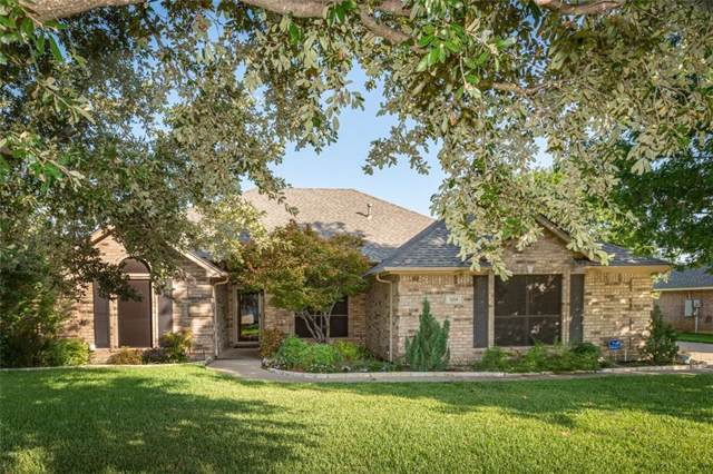 1204 Wilderness Trail, Crowley, TX 76036 (MLS #14163627) :: The Mitchell Group