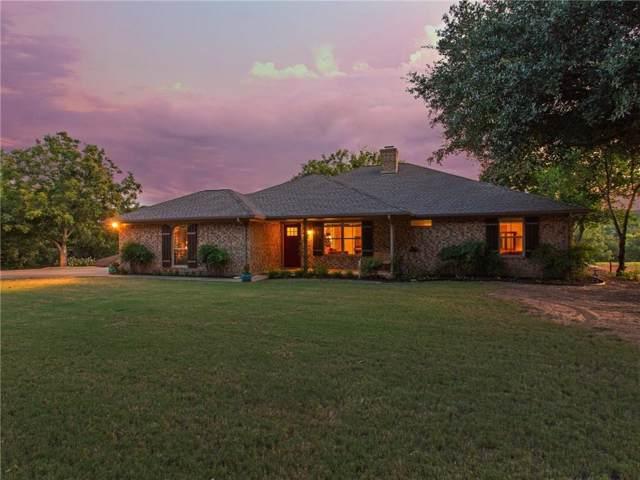 9316 Ravenswood Road, Granbury, TX 76049 (MLS #14163630) :: Real Estate By Design