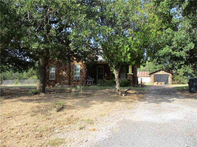 7018 Highway 183, Cisco, TX 76437 (MLS #14163636) :: Kimberly Davis & Associates