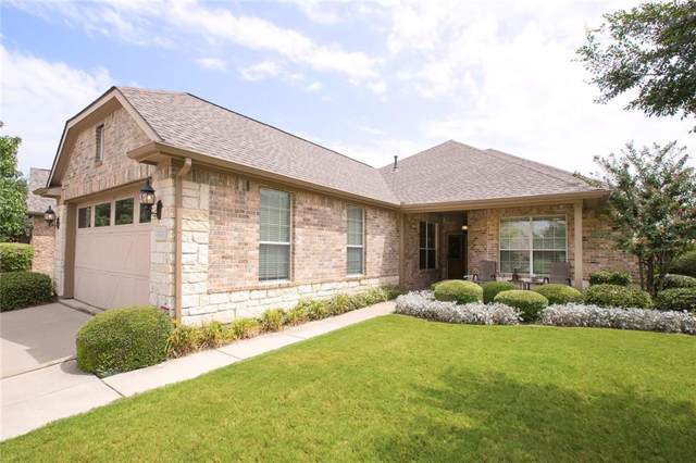 7414 Reflection Bay Drive, Frisco, TX 75036 (MLS #14163674) :: Hargrove Realty Group