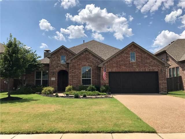 1481 Kirkwood Lane, Prosper, TX 75078 (MLS #14163675) :: Baldree Home Team