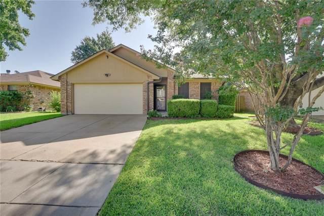 5535 Silver Maple Drive, Arlington, TX 76018 (MLS #14163676) :: Hargrove Realty Group