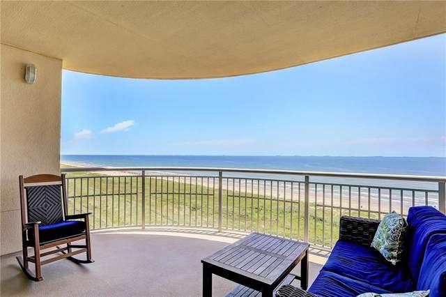 801 E Beach Drive Bc0704, Galveston, TX 77550 (MLS #14163678) :: Lynn Wilson with Keller Williams DFW/Southlake