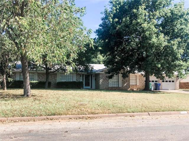 1410 Brazos Street, Graham, TX 76450 (MLS #14163698) :: Frankie Arthur Real Estate
