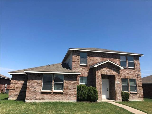 1021 Hollow Oak Road, Lancaster, TX 75134 (MLS #14163706) :: Tenesha Lusk Realty Group