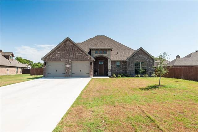 135 Preakness Drive, Willow Park, TX 76087 (MLS #14163708) :: Team Tiller