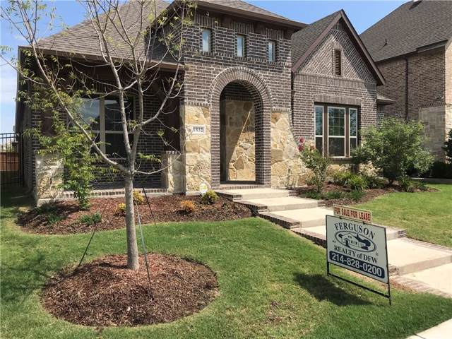 1832 Tumblegrass Road, Frisco, TX 75033 (MLS #14163711) :: Century 21 Judge Fite Company