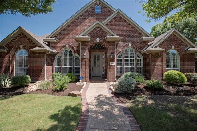 316 Gifford Drive, Coppell, TX 75019 (MLS #14163719) :: Lynn Wilson with Keller Williams DFW/Southlake