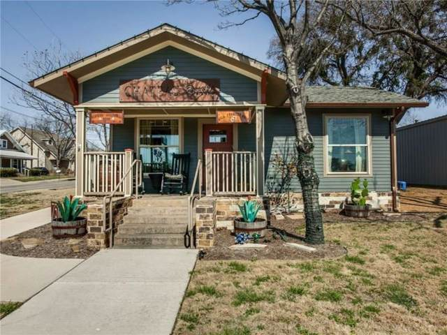 7510 Main, Frisco, TX 75033 (MLS #14163731) :: Tenesha Lusk Realty Group
