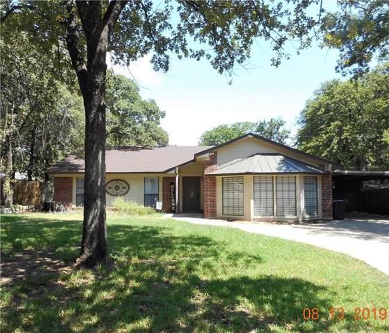 405 Greenleaf Drive, Azle, TX 76020 (MLS #14163741) :: The Chad Smith Team
