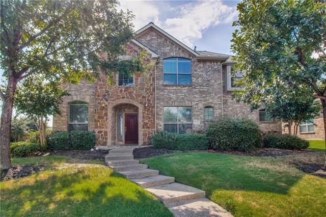 9727 Downbrook Drive, Frisco, TX 75033 (MLS #14163744) :: Kimberly Davis & Associates