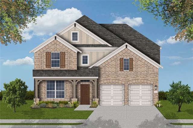 14520 Home Trl, Roanoke, TX 76262 (MLS #14163748) :: Kimberly Davis & Associates