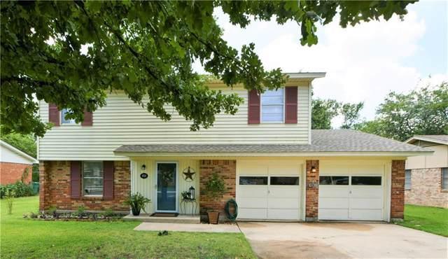 826 Kings Row, Denton, TX 76209 (MLS #14163792) :: North Texas Team   RE/MAX Lifestyle Property
