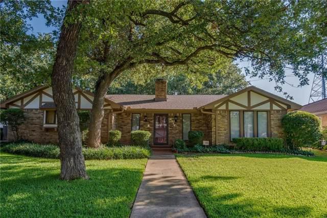 4706 Hillside Drive, Arlington, TX 76013 (MLS #14163810) :: Tenesha Lusk Realty Group