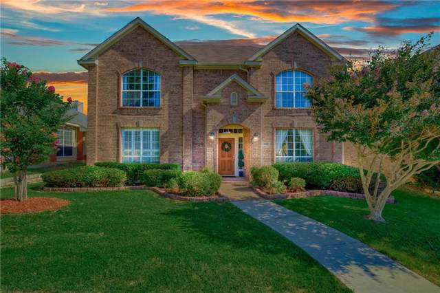 441 Vista Trail Drive, Lewisville, TX 75067 (MLS #14163820) :: Hargrove Realty Group