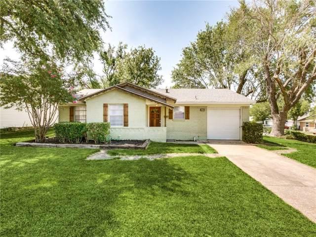 9006 Woodshore Drive, Dallas, TX 75243 (MLS #14163831) :: Tenesha Lusk Realty Group