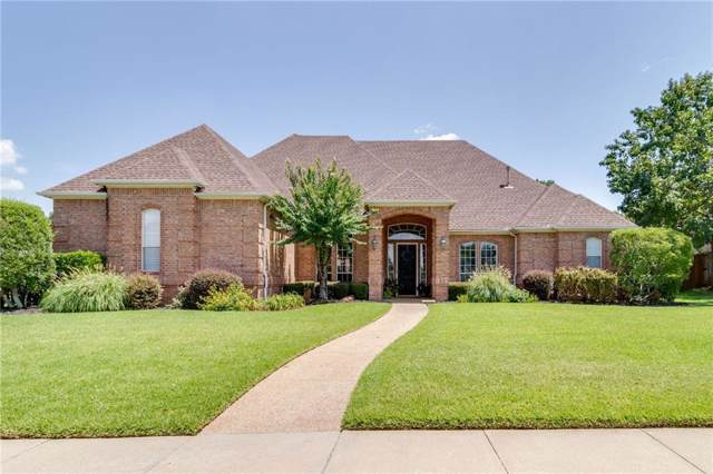 1009 Hardwick Trail, Keller, TX 76248 (MLS #14163838) :: The Chad Smith Team