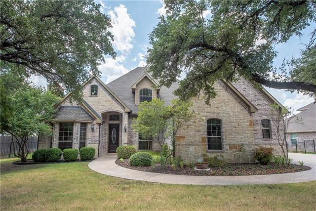 422 Valley View Court, Aledo, TX 76008 (MLS #14163840) :: Team Hodnett