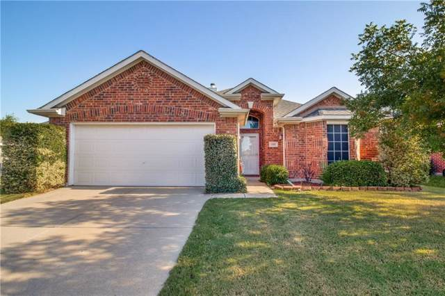 1211 Mockingbird Drive, Aubrey, TX 76227 (MLS #14163850) :: The Real Estate Station