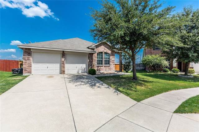 1736 Quail Springs Circle, Fort Worth, TX 76177 (MLS #14163862) :: Ann Carr Real Estate