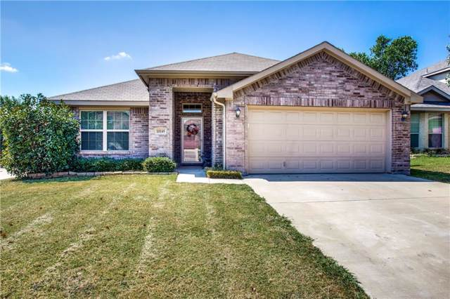 10149 High Eagle Trail, Fort Worth, TX 76108 (MLS #14163869) :: Baldree Home Team