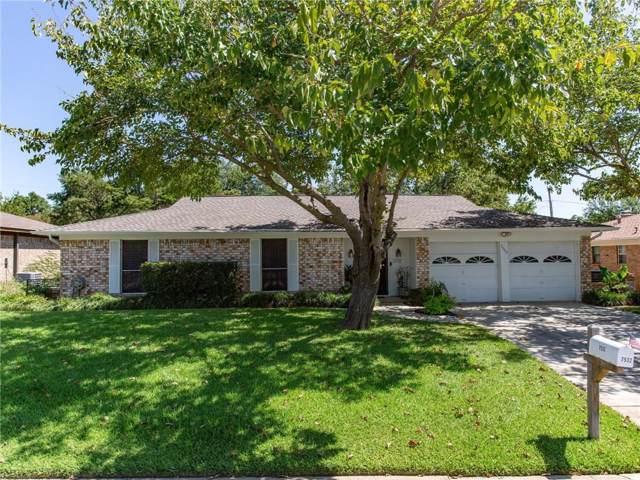 7532 Field Stone Drive, North Richland Hills, TX 76180 (MLS #14163875) :: Tenesha Lusk Realty Group
