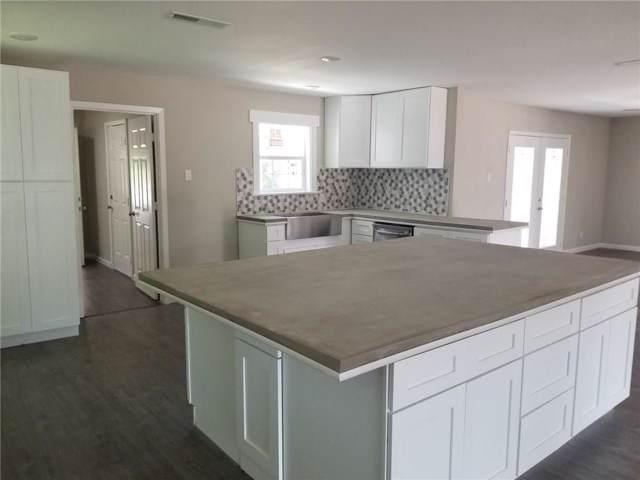 3320 Boulder Drive, Dallas, TX 75233 (MLS #14163889) :: The Hornburg Real Estate Group