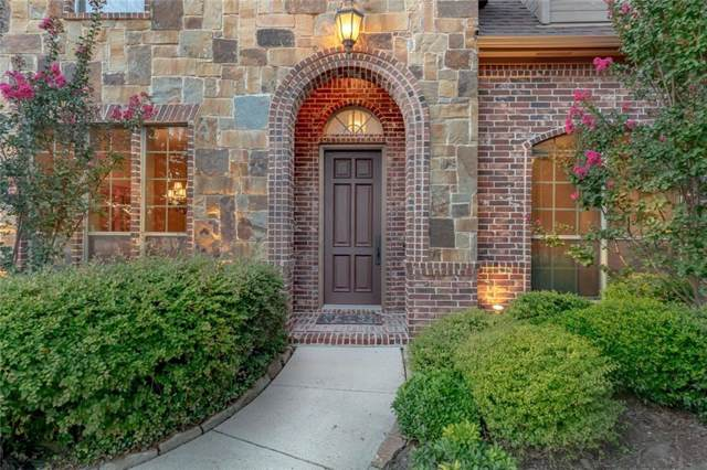 7416 Bella Lane, North Richland Hills, TX 76182 (MLS #14163895) :: Tenesha Lusk Realty Group