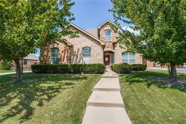 1141 Woods Road, Forney, TX 75126 (MLS #14163898) :: Kimberly Davis & Associates