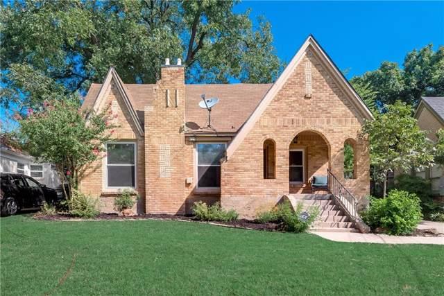 1419 Lansford Avenue, Dallas, TX 75224 (MLS #14163902) :: Kimberly Davis & Associates