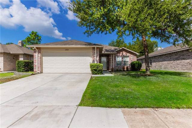 2540 Pecan Drive, Little Elm, TX 75068 (MLS #14163903) :: Kimberly Davis & Associates