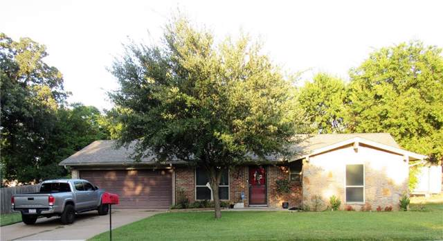 114 Sherry Court, Weatherford, TX 76086 (MLS #14163937) :: All Cities Realty