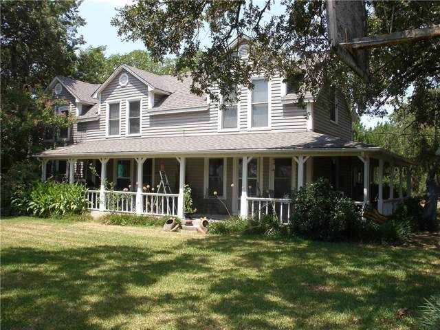 814 County Rd 1650, Chico, TX 76431 (MLS #14163949) :: The Heyl Group at Keller Williams